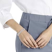bracciale donna gioielli Swarovski Lace 5371379