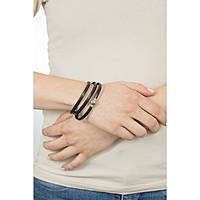 bracciale unisex gioielli Amen Padre Nostro Italiano MY-PNIT02-60