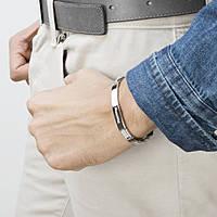 bracciale unisex gioielli Nomination 021113/030