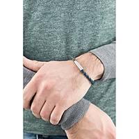 bracciale uomo gioielli Brosway Tulum BLM01