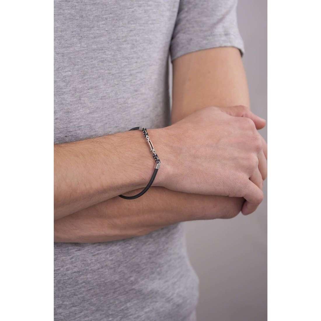 Comete bracciali Extra uomo UBR 489 indosso