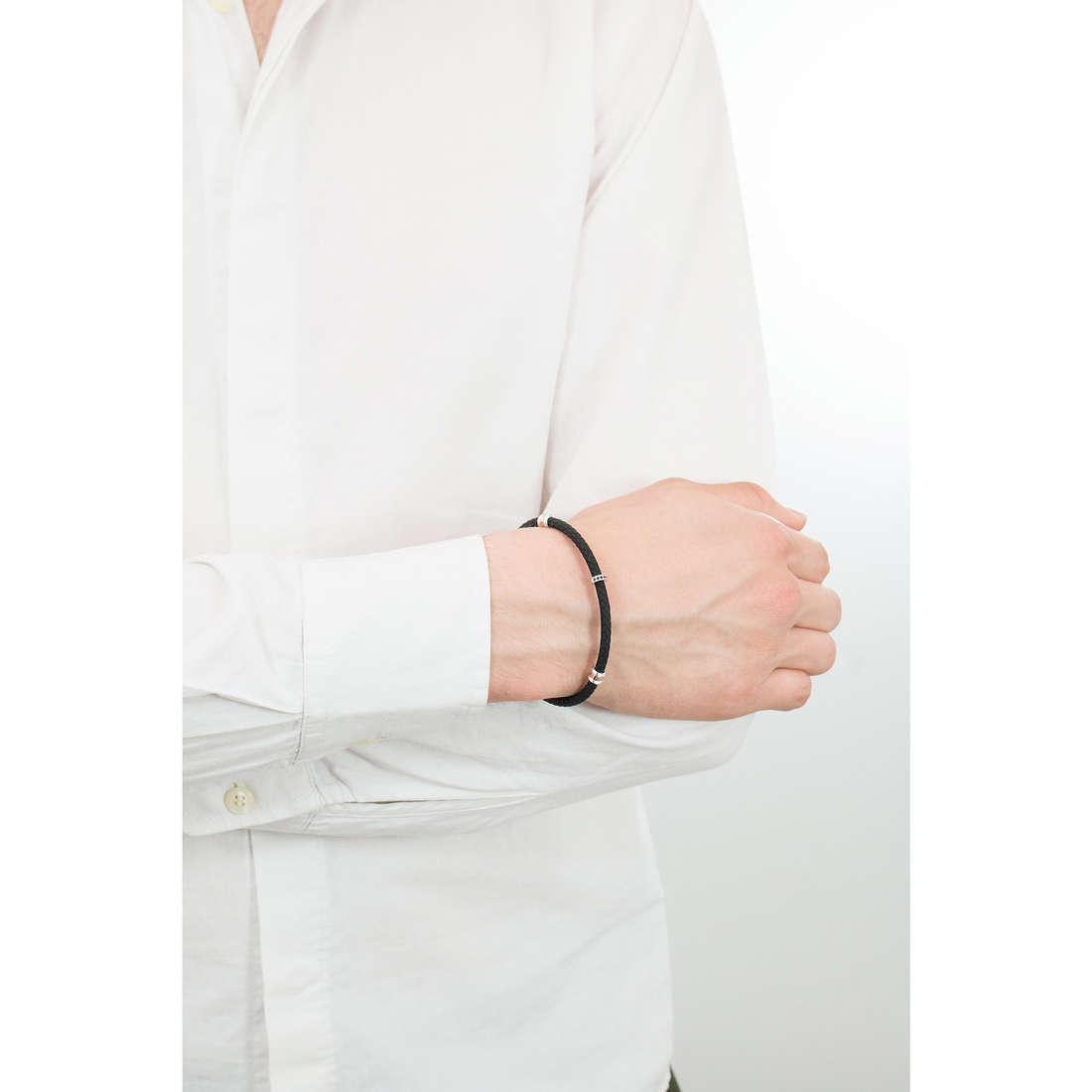 Comete bracciali Business uomo UBR 742 indosso