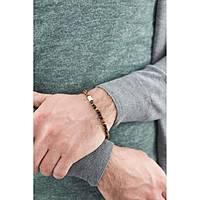 bracciale uomo gioielli Comete Dandy UBR 749