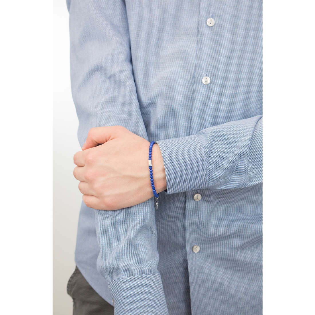 Comete bracciali Dandy uomo UBR 750 indosso
