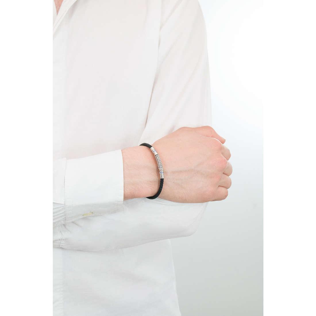 Comete bracciali Goleador uomo UBR 763 indosso
