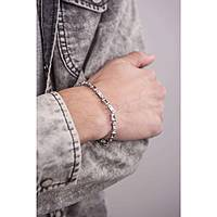 bracciale uomo gioielli Comete Traguardi UBR 732
