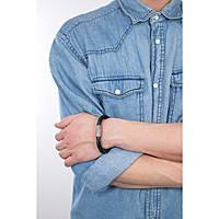 bracciale uomo gioielli Emporio Armani EGS2434200