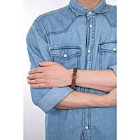 bracciale uomo gioielli Fossil Vintage Casual JA6912715
