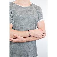 bracciale uomo gioielli Luca Barra LBBA1008