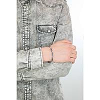 bracciale uomo gioielli Luca Barra LBBA447