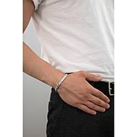 bracciale uomo gioielli Luca Barra LBBA629