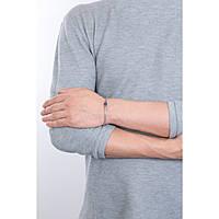 bracciale uomo gioielli Luca Barra LBBA934