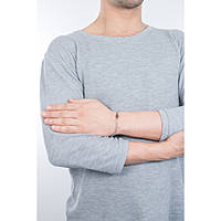 bracciale uomo gioielli Luca Barra LBBA935