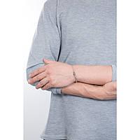 bracciale uomo gioielli Luca Barra LBBA938