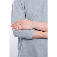 bracciale uomo gioielli Luca Barra LBBA943