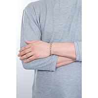 bracciale uomo gioielli Luca Barra LBBA946