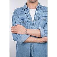 bracciale uomo gioielli Luca Barra LBBA955