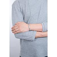 bracciale uomo gioielli Luca Barra LBBA957