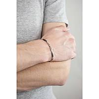 bracciale uomo gioielli Morellato Alfa SAEV27