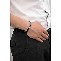 bracciale uomo gioielli Morellato Boules SACU03