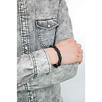 bracciale uomo gioielli Police Ancient S14AHX02B