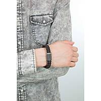 bracciale uomo gioielli Police Roman S14AGV03B