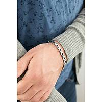 bracciale uomo gioielli Sagapò Monterey SMR11