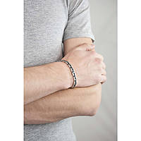 bracciale uomo gioielli Sagapò Monterey SMR16