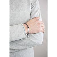 bracciale uomo gioielli Sector Ceramic SAFR04