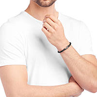 bracciale uomo gioielli Swarovski Cross Signature 5115156