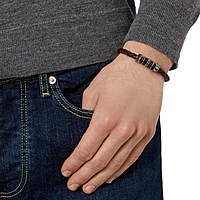 bracciale uomo gioielli Swarovski Diagonal 5185332