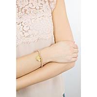 bracelet femme bijoux 10 Buoni Propositi Bon Bon B5109GO/PE