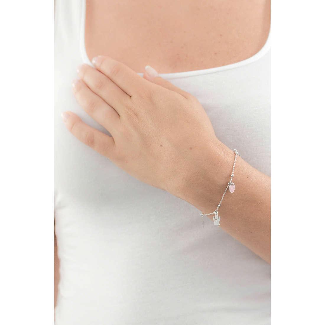 Amen bracelets Angelo femme BRAC indosso