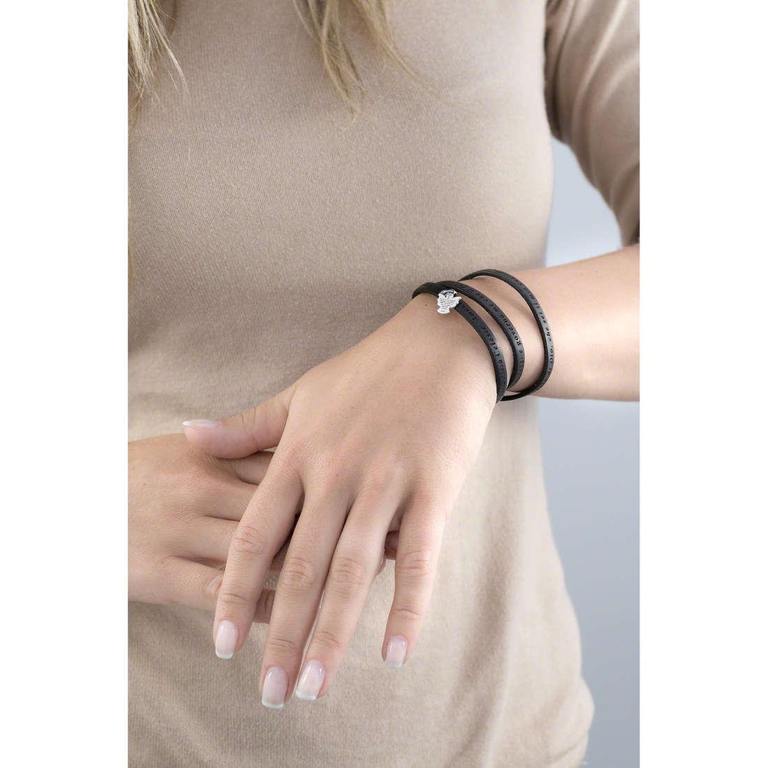 Amen bracelets Angelo di Dio femme AS-ADIT02-57 indosso