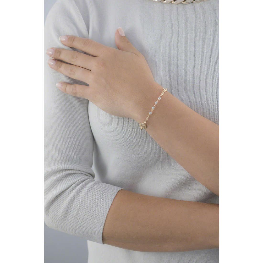 Amen bracelets femme BROGS3 indosso