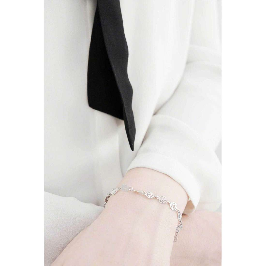 Amen bracelets Padre Nostro Italiano femme BRCL indosso