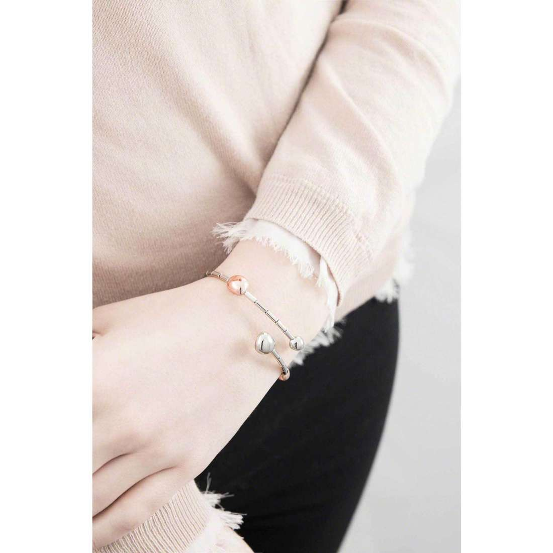 Breil bracelets Royal femme TJ1852 indosso
