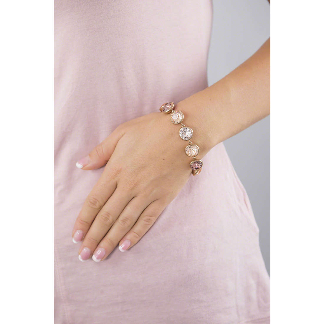 Brosway bracelets B-Tring femme BTN50 indosso
