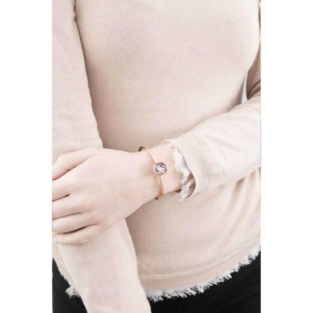 Brosway bracelets Btring femme BTN19 indosso