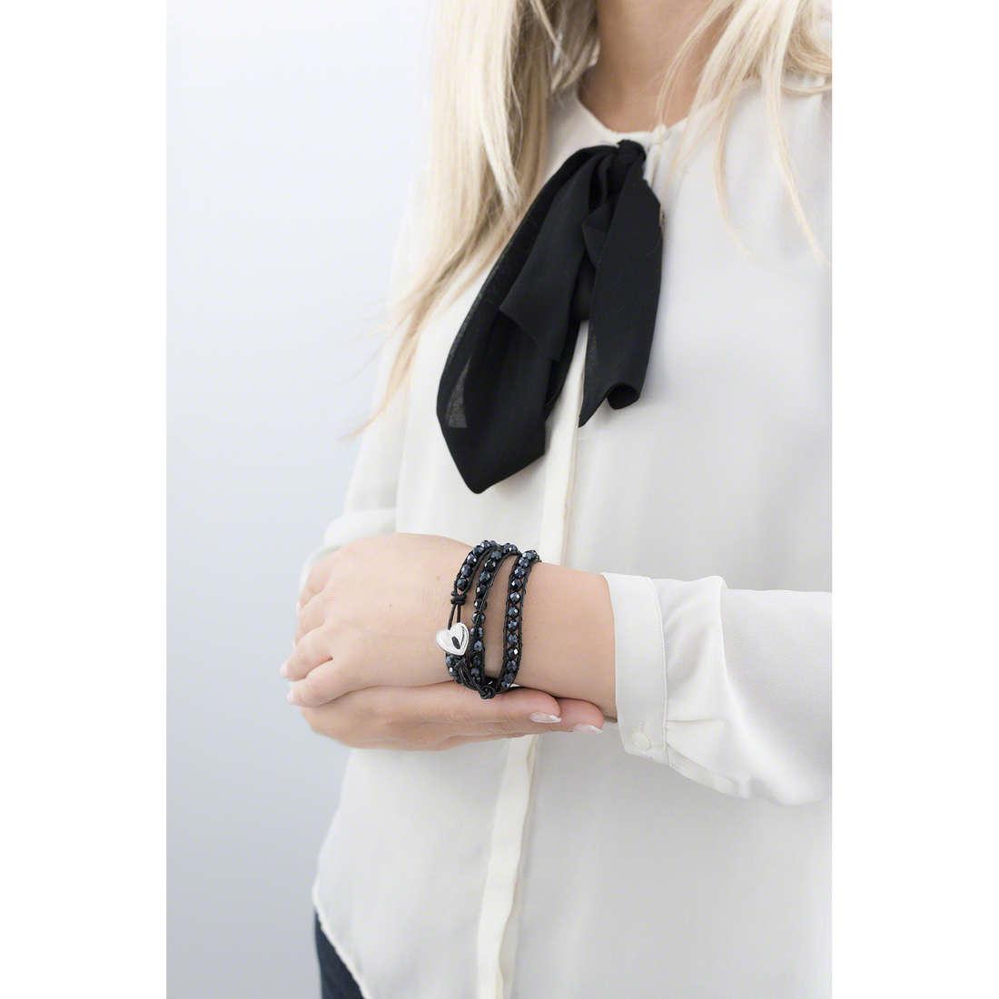 Brosway bracelets Hanoi femme BHA11 indosso