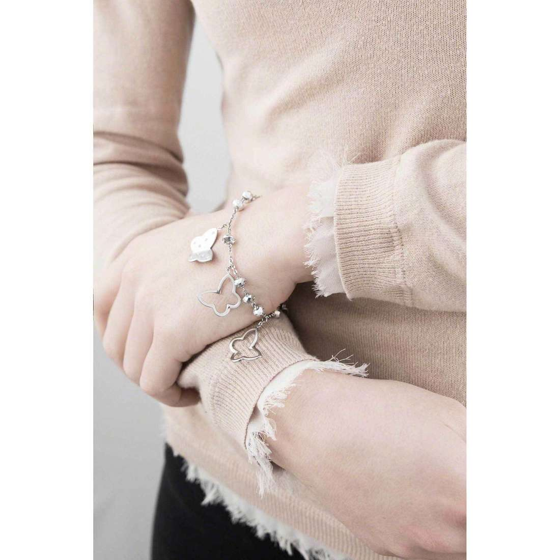 Brosway bracelets Lady femme BLD11 indosso