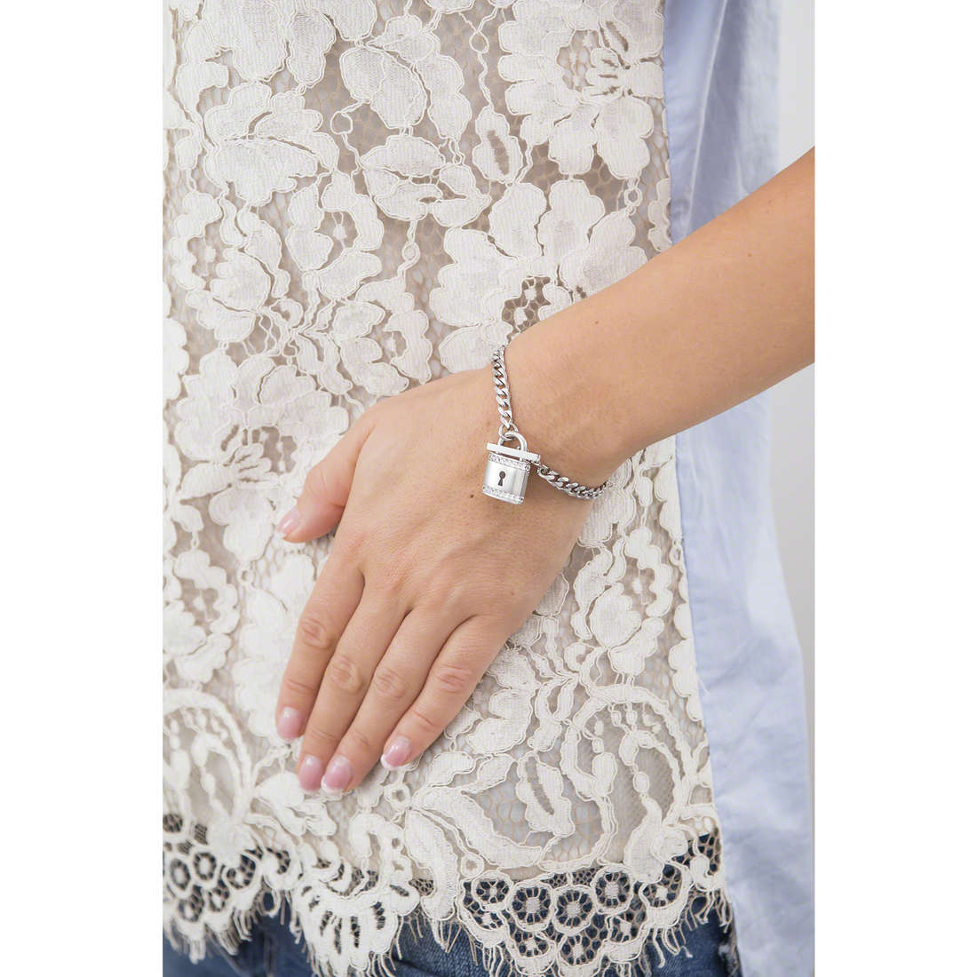 Brosway bracelets Private femme BPV11 indosso
