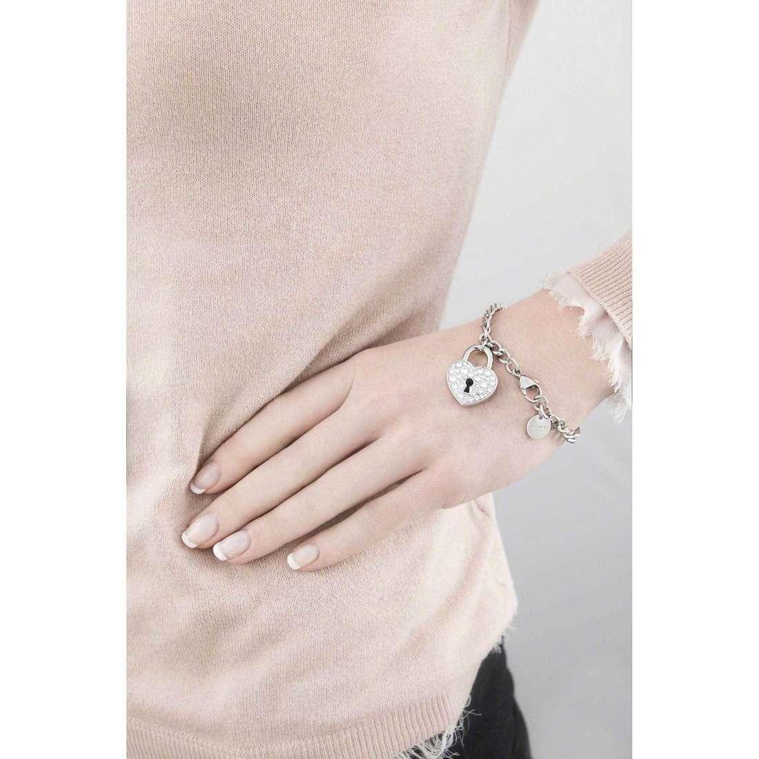 Brosway bracelets Private femme BPV14 indosso