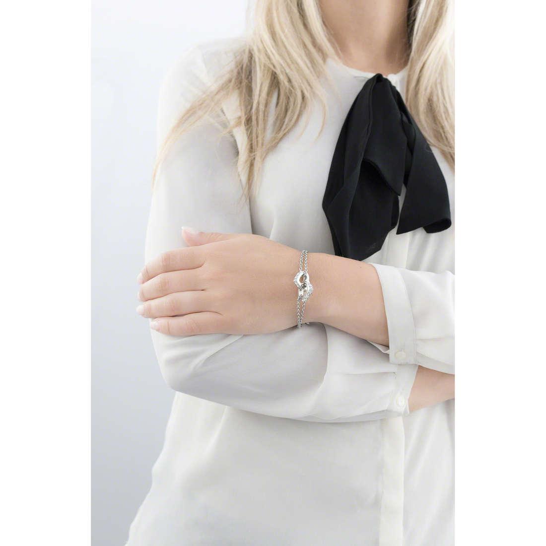 Brosway bracelets Romeo & Juliet femme BRJ13 indosso