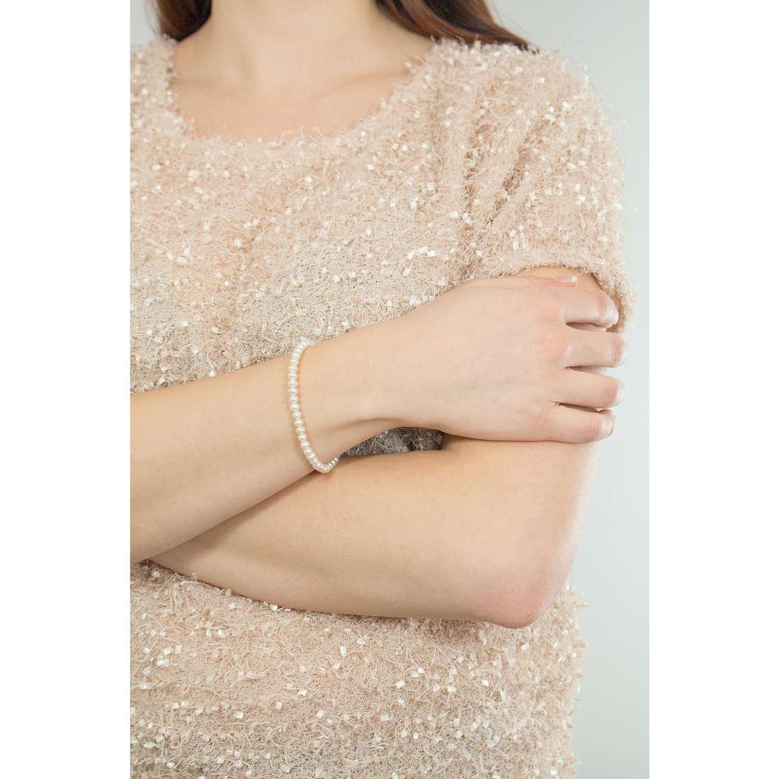 Comete bracelets Easy Basic femme BRQ 109 AM indosso