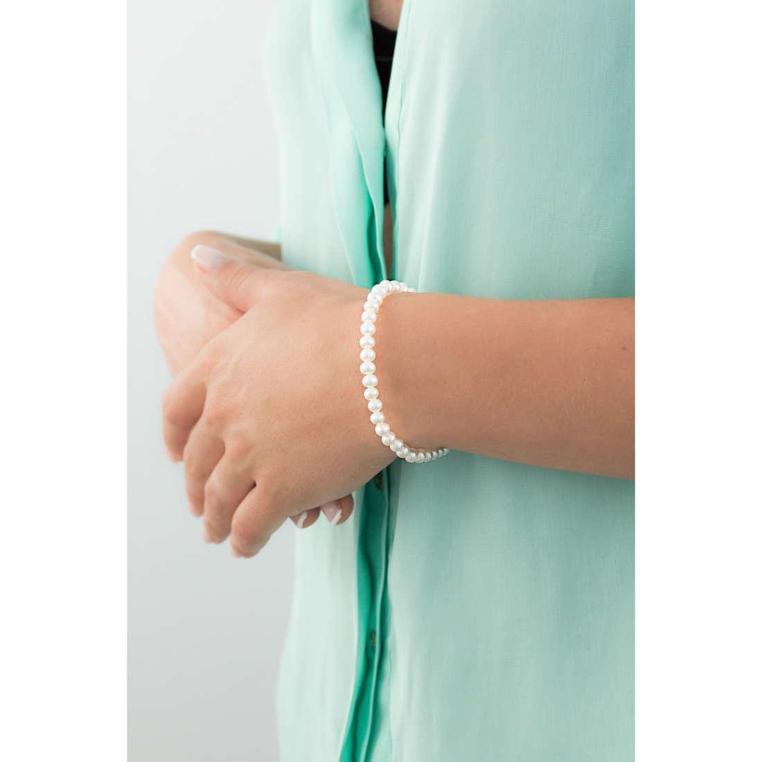 Comete bracelets Easy Basic femme BRQ 110 AM photo wearing