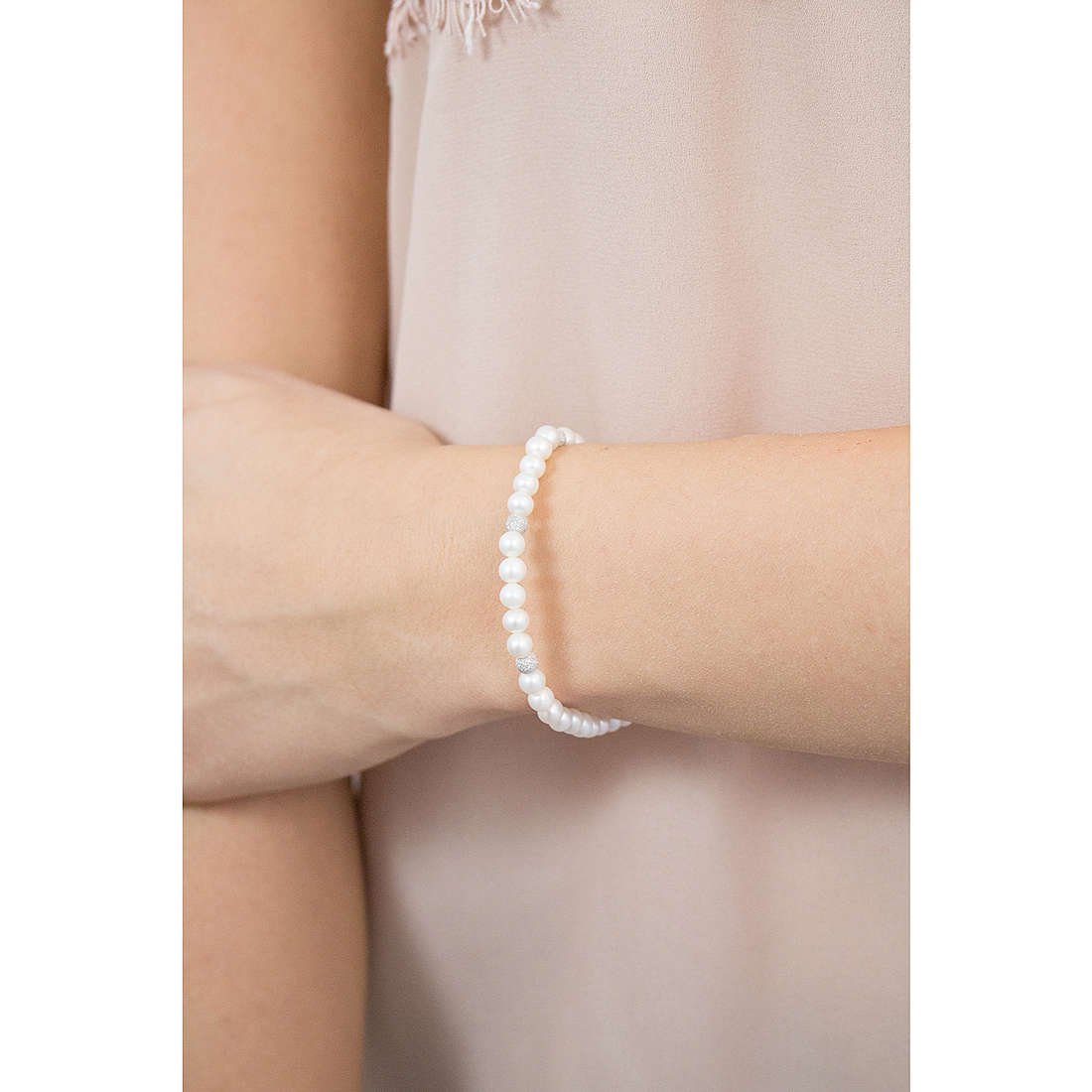 Comete bracelets Fili Fantasia femme BRQ 193 B photo wearing