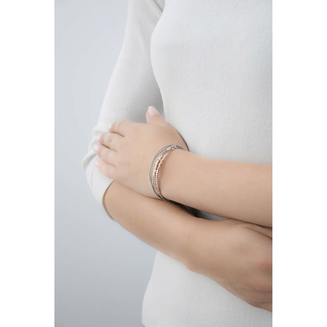 Fossil bracelets Summer 14 femme JA6534791 indosso