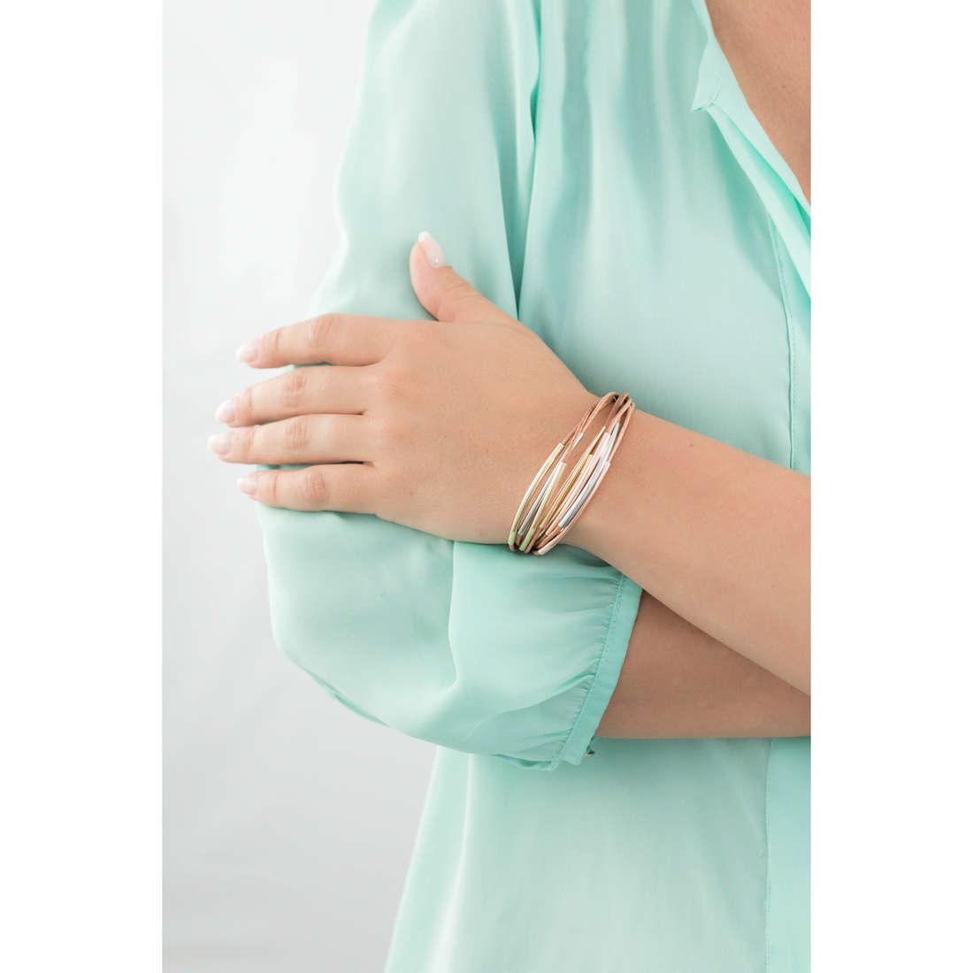 Fossil bracelets Summer 15 femme JA6694998 indosso