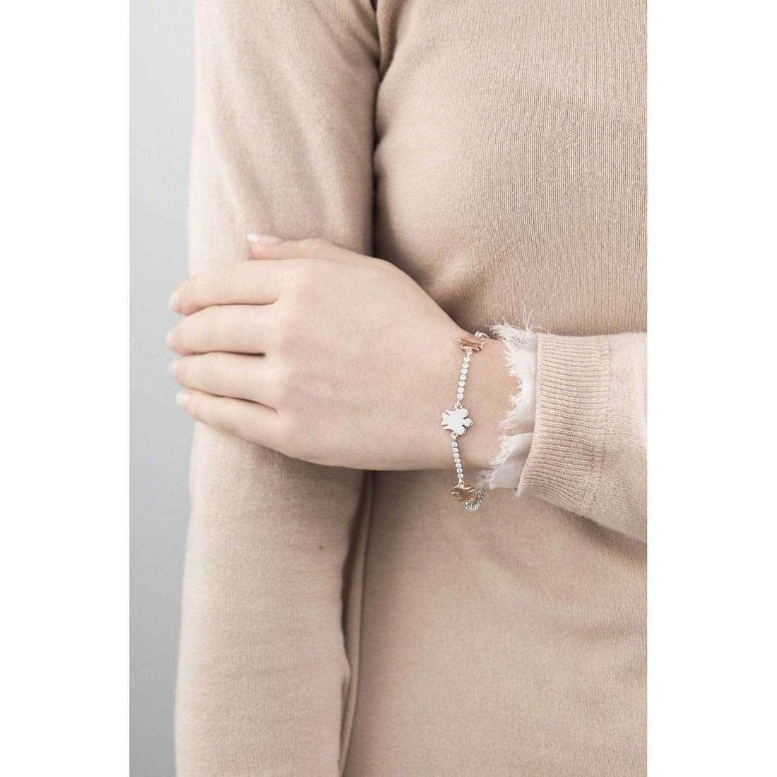 Giannotti bracelets Chiama Angeli femme GIA247 indosso